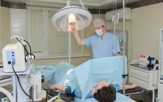 Показания к операции при недержании мочи у женщин