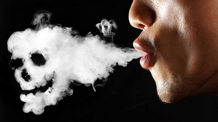 Курение приводит к полипам