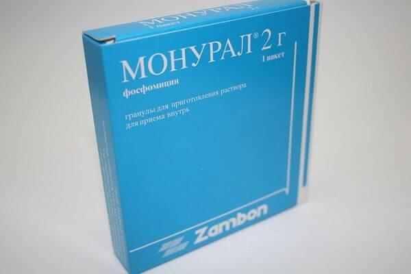 Эффективные препараты при лечении цистита