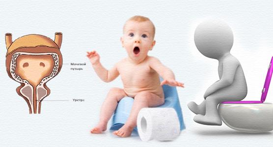 Как проявляется цистит у детей