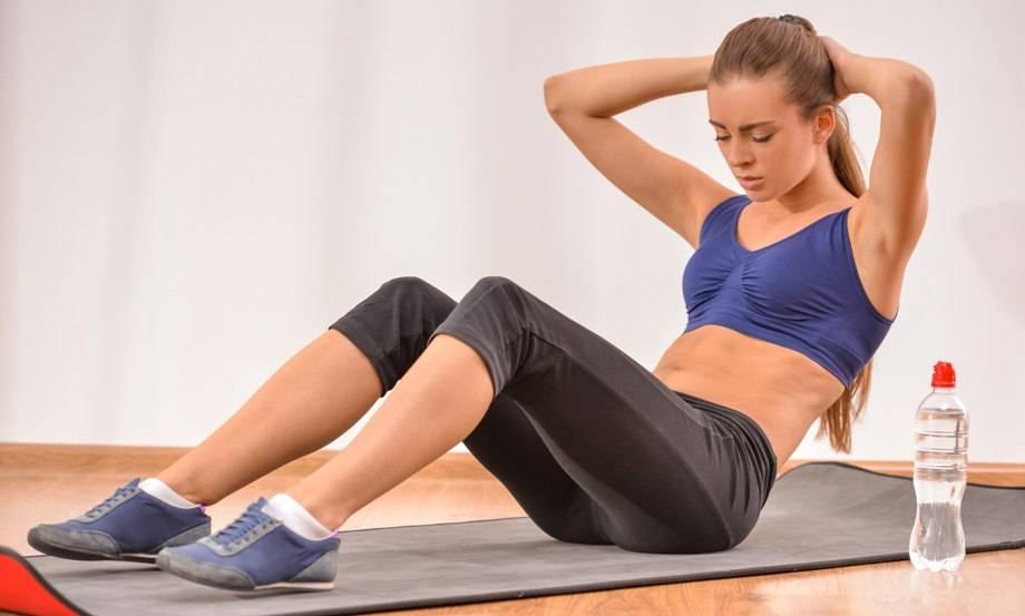 Польза от упражнений для женщин